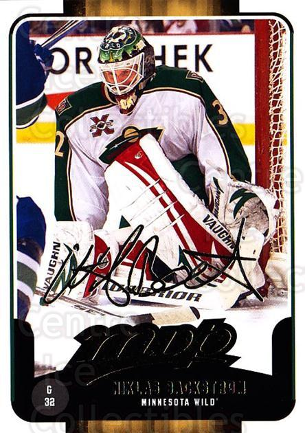 2011-12 Upper Deck MVP #41 Niklas Backstrom<br/>1 In Stock - $2.00 each - <a href=https://centericecollectibles.foxycart.com/cart?name=2011-12%20Upper%20Deck%20MVP%20%2341%20Niklas%20Backstro...&quantity_max=1&price=$2.00&code=299467 class=foxycart> Buy it now! </a>
