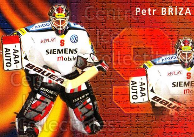 2003-04 Czech OFS Save Percentage Leaders #2 Petr Briza<br/>2 In Stock - $2.00 each - <a href=https://centericecollectibles.foxycart.com/cart?name=2003-04%20Czech%20OFS%20Save%20Percentage%20Leaders%20%232%20Petr%20Briza...&quantity_max=2&price=$2.00&code=300367 class=foxycart> Buy it now! </a>
