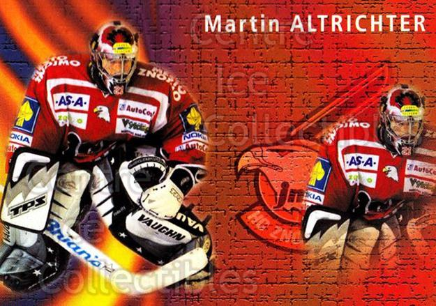 2003-04 Czech OFS Save Percentage Leaders #8 Martin Altrichter<br/>1 In Stock - $2.00 each - <a href=https://centericecollectibles.foxycart.com/cart?name=2003-04%20Czech%20OFS%20Save%20Percentage%20Leaders%20%238%20Martin%20Altricht...&quantity_max=1&price=$2.00&code=300371 class=foxycart> Buy it now! </a>