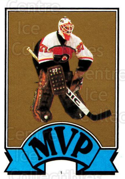 1987-88 O-Pee-Chee Stickers #001-0 Ron Hextall<br/>2 In Stock - $2.00 each - <a href=https://centericecollectibles.foxycart.com/cart?name=1987-88%20O-Pee-Chee%20Stickers%20%23001-0%20Ron%20Hextall...&quantity_max=2&price=$2.00&code=30058 class=foxycart> Buy it now! </a>
