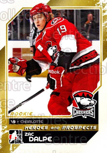 2010-11 ITG Heroes and Prospects #152 Zac Dalpe<br/>34 In Stock - $1.00 each - <a href=https://centericecollectibles.foxycart.com/cart?name=2010-11%20ITG%20Heroes%20and%20Prospects%20%23152%20Zac%20Dalpe...&quantity_max=34&price=$1.00&code=301610 class=foxycart> Buy it now! </a>