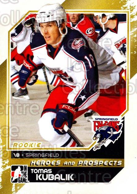 2010-11 ITG Heroes and Prospects #154 Tomas Kubalik<br/>38 In Stock - $1.00 each - <a href=https://centericecollectibles.foxycart.com/cart?name=2010-11%20ITG%20Heroes%20and%20Prospects%20%23154%20Tomas%20Kubalik...&quantity_max=38&price=$1.00&code=301612 class=foxycart> Buy it now! </a>