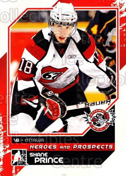 2010-11 ITG Heroes and Prospects #170 Shane Prince<br/>41 In Stock - $1.00 each - <a href=https://centericecollectibles.foxycart.com/cart?name=2010-11%20ITG%20Heroes%20and%20Prospects%20%23170%20Shane%20Prince...&quantity_max=41&price=$1.00&code=301628 class=foxycart> Buy it now! </a>