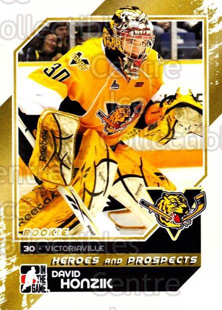 2010-11 ITG Heroes and Prospects #182 David Honzik<br/>41 In Stock - $1.00 each - <a href=https://centericecollectibles.foxycart.com/cart?name=2010-11%20ITG%20Heroes%20and%20Prospects%20%23182%20David%20Honzik...&quantity_max=41&price=$1.00&code=301640 class=foxycart> Buy it now! </a>