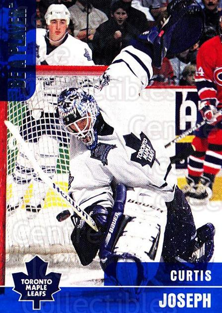 1999-00 BAP Memorabilia #202 Curtis Joseph<br/>2 In Stock - $2.00 each - <a href=https://centericecollectibles.foxycart.com/cart?name=1999-00%20BAP%20Memorabilia%20%23202%20Curtis%20Joseph...&quantity_max=2&price=$2.00&code=301971 class=foxycart> Buy it now! </a>