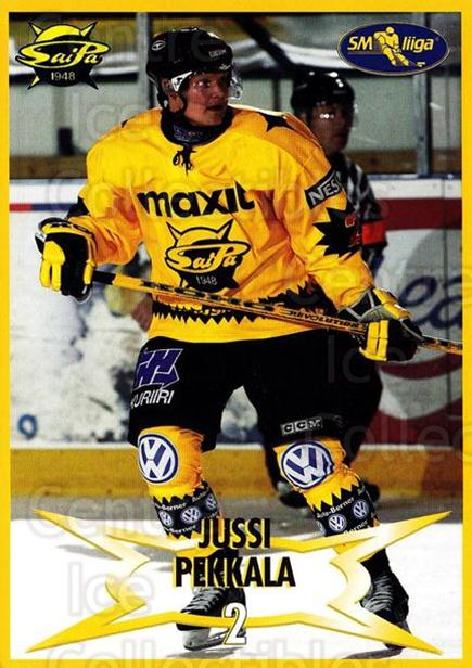2004-05 Finnish SaiPa Lappeenranta Postcards #1 Jussi Pekkala<br/>2 In Stock - $3.00 each - <a href=https://centericecollectibles.foxycart.com/cart?name=2004-05%20Finnish%20SaiPa%20Lappeenranta%20Postcards%20%231%20Jussi%20Pekkala...&quantity_max=2&price=$3.00&code=302153 class=foxycart> Buy it now! </a>