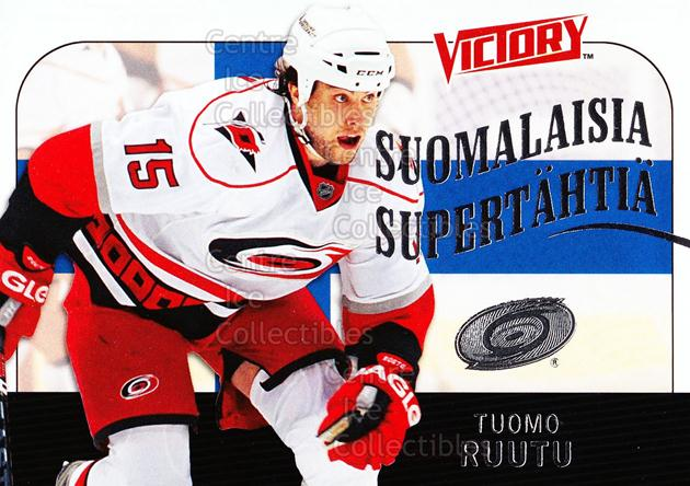 2009-10 Finnish UD Victory Suomalaisia Supertahtia #15 Tuomo Ruutu<br/>5 In Stock - $2.00 each - <a href=https://centericecollectibles.foxycart.com/cart?name=2009-10%20Finnish%20UD%20Victory%20Suomalaisia%20Supertahtia%20%2315%20Tuomo%20Ruutu...&quantity_max=5&price=$2.00&code=302801 class=foxycart> Buy it now! </a>