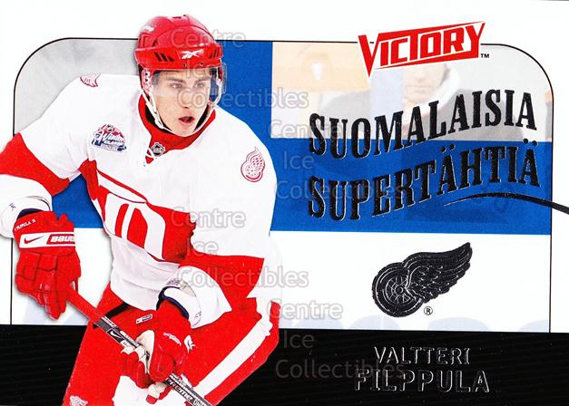 2009-10 Finnish UD Victory Suomalaisia Supertahtia #18 Valtteri Filppula<br/>3 In Stock - $2.00 each - <a href=https://centericecollectibles.foxycart.com/cart?name=2009-10%20Finnish%20UD%20Victory%20Suomalaisia%20Supertahtia%20%2318%20Valtteri%20Filppu...&quantity_max=3&price=$2.00&code=302804 class=foxycart> Buy it now! </a>