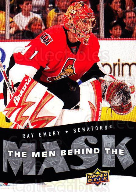 2007-08 Upper Deck The Men Behind The Mask #11 Ray Emery<br/>4 In Stock - $2.00 each - <a href=https://centericecollectibles.foxycart.com/cart?name=2007-08%20Upper%20Deck%20The%20Men%20Behind%20The%20Mask%20%2311%20Ray%20Emery...&quantity_max=4&price=$2.00&code=302824 class=foxycart> Buy it now! </a>