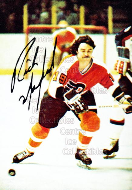 1977-78 O-Pee-Chee Glossy Square #9 Rick MacLeish<br/>4 In Stock - $2.00 each - <a href=https://centericecollectibles.foxycart.com/cart?name=1977-78%20O-Pee-Chee%20Glossy%20Square%20%239%20Rick%20MacLeish...&price=$2.00&code=30290 class=foxycart> Buy it now! </a>