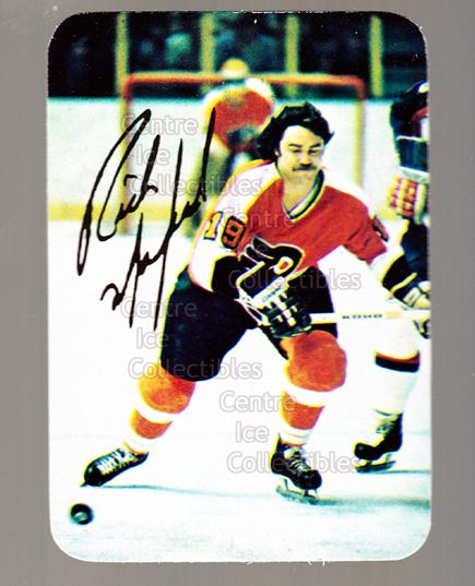 1977-78 Topps Glossy #9 Rick MacLeish<br/>23 In Stock - $2.00 each - <a href=https://centericecollectibles.foxycart.com/cart?name=1977-78%20Topps%20Glossy%20%239%20Rick%20MacLeish...&price=$2.00&code=30348 class=foxycart> Buy it now! </a>