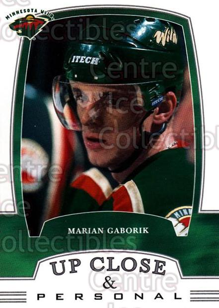 2002-03 BAP First Edition #320 Marian Gaborik<br/>2 In Stock - $1.00 each - <a href=https://centericecollectibles.foxycart.com/cart?name=2002-03%20BAP%20First%20Edition%20%23320%20Marian%20Gaborik...&quantity_max=2&price=$1.00&code=303620 class=foxycart> Buy it now! </a>