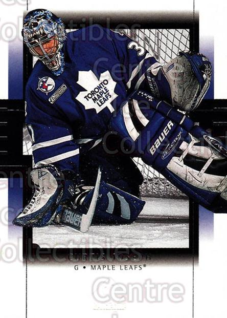 1999-00 SP Authentic #83 Curtis Joseph<br/>3 In Stock - $1.00 each - <a href=https://centericecollectibles.foxycart.com/cart?name=1999-00%20SP%20Authentic%20%2383%20Curtis%20Joseph...&price=$1.00&code=303873 class=foxycart> Buy it now! </a>