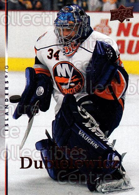 2007-08 Upper Deck #372 Wade Dubielewicz<br/>12 In Stock - $1.00 each - <a href=https://centericecollectibles.foxycart.com/cart?name=2007-08%20Upper%20Deck%20%23372%20Wade%20Dubielewic...&quantity_max=12&price=$1.00&code=303923 class=foxycart> Buy it now! </a>
