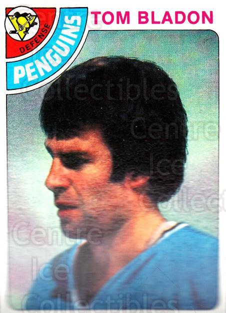 1978-79 Topps #152 Tom Bladon<br/>12 In Stock - $1.00 each - <a href=https://centericecollectibles.foxycart.com/cart?name=1978-79%20Topps%20%23152%20Tom%20Bladon...&quantity_max=12&price=$1.00&code=30428 class=foxycart> Buy it now! </a>