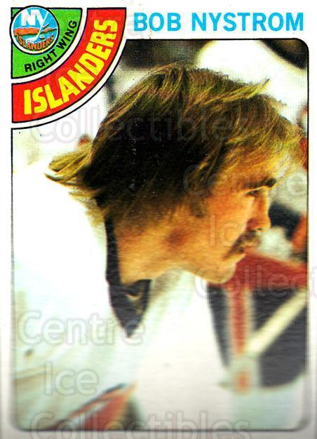 1978-79 Topps #153 Bob Nystrom<br/>10 In Stock - $1.00 each - <a href=https://centericecollectibles.foxycart.com/cart?name=1978-79%20Topps%20%23153%20Bob%20Nystrom...&quantity_max=10&price=$1.00&code=30429 class=foxycart> Buy it now! </a>