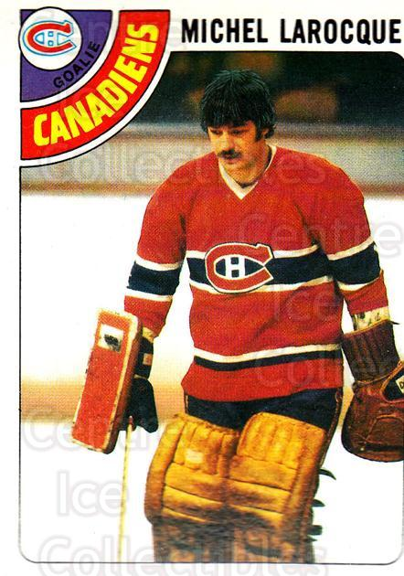 1978-79 Topps #158 Michel Larocque<br/>8 In Stock - $1.00 each - <a href=https://centericecollectibles.foxycart.com/cart?name=1978-79%20Topps%20%23158%20Michel%20Larocque...&quantity_max=8&price=$1.00&code=30434 class=foxycart> Buy it now! </a>