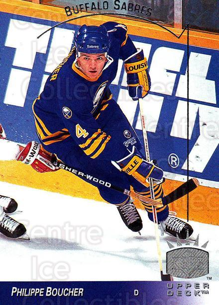 1993-94 Upper Deck SP #14 Philippe Boucher<br/>7 In Stock - $1.00 each - <a href=https://centericecollectibles.foxycart.com/cart?name=1993-94%20Upper%20Deck%20SP%20%2314%20Philippe%20Bouche...&quantity_max=7&price=$1.00&code=3043 class=foxycart> Buy it now! </a>