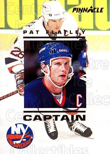 1993-94 Pinnacle Captains #14 Pat Flatley<br/>2 In Stock - $3.00 each - <a href=https://centericecollectibles.foxycart.com/cart?name=1993-94%20Pinnacle%20Captains%20%2314%20Pat%20Flatley...&quantity_max=2&price=$3.00&code=304415 class=foxycart> Buy it now! </a>