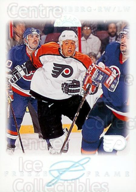 1995-96 Leaf Freeze Frame #3 Mikael Renberg<br/>1 In Stock - $5.00 each - <a href=https://centericecollectibles.foxycart.com/cart?name=1995-96%20Leaf%20Freeze%20Frame%20%233%20Mikael%20Renberg...&price=$5.00&code=304827 class=foxycart> Buy it now! </a>