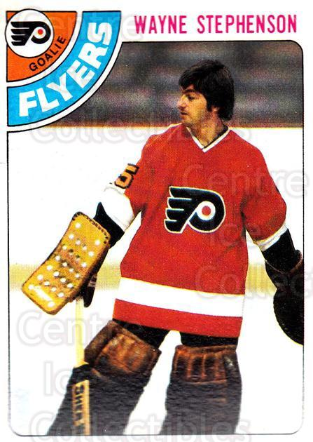 1978-79 Topps #223 Wayne Stephenson<br/>12 In Stock - $1.00 each - <a href=https://centericecollectibles.foxycart.com/cart?name=1978-79%20Topps%20%23223%20Wayne%20Stephenso...&quantity_max=12&price=$1.00&code=30485 class=foxycart> Buy it now! </a>