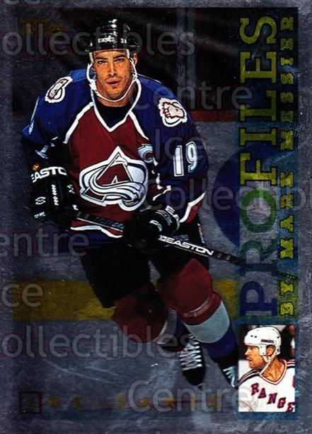 1995-96 Topps Profiles #20 Joe Sakic<br/>5 In Stock - $2.00 each - <a href=https://centericecollectibles.foxycart.com/cart?name=1995-96%20Topps%20Profiles%20%2320%20Joe%20Sakic...&price=$2.00&code=304971 class=foxycart> Buy it now! </a>