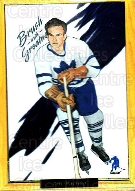 2003-04 BAP Memorabilia Brush with Greatness Foil #13 Bill Barilko<br/>2 In Stock - $3.00 each - <a href=https://centericecollectibles.foxycart.com/cart?name=2003-04%20BAP%20Memorabilia%20Brush%20with%20Greatness%20Foil%20%2313%20Bill%20Barilko...&quantity_max=2&price=$3.00&code=305192 class=foxycart> Buy it now! </a>