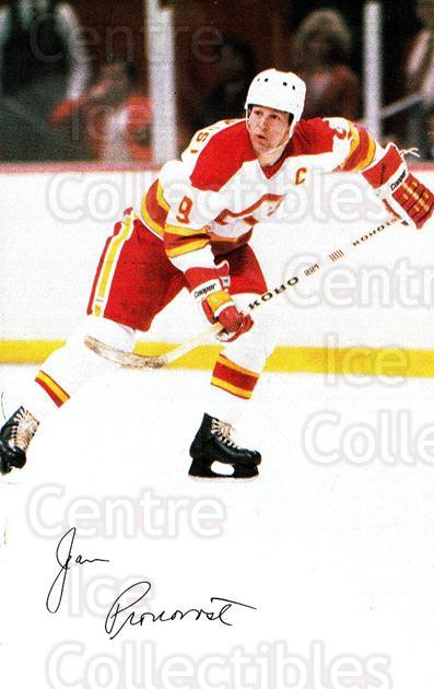 1979-80 Atlanta Flames Postcards #13 Jean Pronovost<br/>1 In Stock - $5.00 each - <a href=https://centericecollectibles.foxycart.com/cart?name=1979-80%20Atlanta%20Flames%20Postcards%20%2313%20Jean%20Pronovost...&quantity_max=1&price=$5.00&code=30525 class=foxycart> Buy it now! </a>