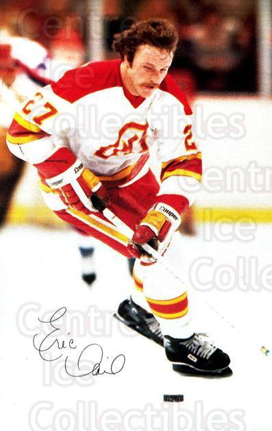 1979-80 Atlanta Flames Postcards #20 Eric Vail<br/>2 In Stock - $5.00 each - <a href=https://centericecollectibles.foxycart.com/cart?name=1979-80%20Atlanta%20Flames%20Postcards%20%2320%20Eric%20Vail...&quantity_max=2&price=$5.00&code=30531 class=foxycart> Buy it now! </a>