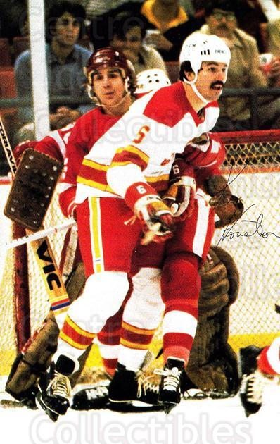 1979-80 Atlanta Flames Postcards #6 Ken Houston<br/>2 In Stock - $5.00 each - <a href=https://centericecollectibles.foxycart.com/cart?name=1979-80%20Atlanta%20Flames%20Postcards%20%236%20Ken%20Houston...&quantity_max=2&price=$5.00&code=30534 class=foxycart> Buy it now! </a>