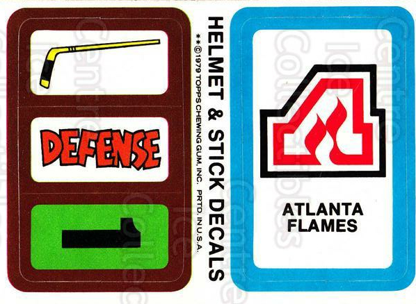 1979-80 Topps Team Inserts #1 Atlanta Flames<br/>4 In Stock - $2.00 each - <a href=https://centericecollectibles.foxycart.com/cart?name=1979-80%20Topps%20Team%20Inserts%20%231%20Atlanta%20Flames...&quantity_max=4&price=$2.00&code=30604 class=foxycart> Buy it now! </a>