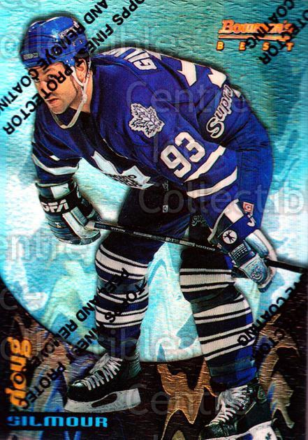 1994-95 Finest Bowmans Best Blue Refractors #19 Doug Gilmour<br/>2 In Stock - $10.00 each - <a href=https://centericecollectibles.foxycart.com/cart?name=1994-95%20Finest%20Bowmans%20Best%20Blue%20Refractors%20%2319%20Doug%20Gilmour...&quantity_max=2&price=$10.00&code=306084 class=foxycart> Buy it now! </a>