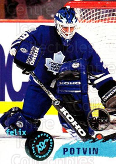 1995-96 Stadium Club Members Only #80 Felix Potvin<br/>3 In Stock - $5.00 each - <a href=https://centericecollectibles.foxycart.com/cart?name=1995-96%20Stadium%20Club%20Members%20Only%20%2380%20Felix%20Potvin...&quantity_max=3&price=$5.00&code=306233 class=foxycart> Buy it now! </a>