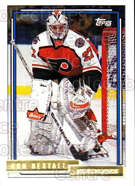 1992-93 Topps Gold #40 Ron Hextall<br/>1 In Stock - $2.00 each - <a href=https://centericecollectibles.foxycart.com/cart?name=1992-93%20Topps%20Gold%20%2340%20Ron%20Hextall...&quantity_max=1&price=$2.00&code=306348 class=foxycart> Buy it now! </a>
