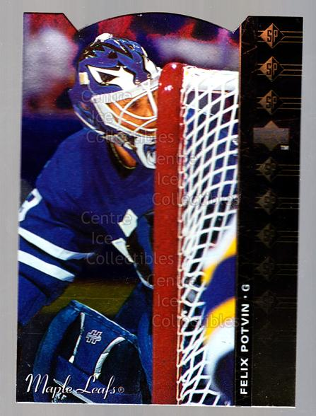 1994-95 Upper Deck SP Inserts Die Cuts #80 Felix Potvin<br/>3 In Stock - $3.00 each - <a href=https://centericecollectibles.foxycart.com/cart?name=1994-95%20Upper%20Deck%20SP%20Inserts%20Die%20Cuts%20%2380%20Felix%20Potvin...&quantity_max=3&price=$3.00&code=306380 class=foxycart> Buy it now! </a>