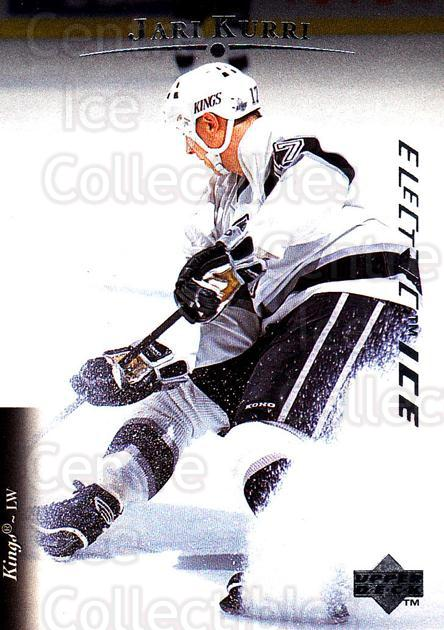 1995-96 Upper Deck Electric Ice #372 Jari Kurri<br/>6 In Stock - $2.00 each - <a href=https://centericecollectibles.foxycart.com/cart?name=1995-96%20Upper%20Deck%20Electric%20Ice%20%23372%20Jari%20Kurri...&quantity_max=6&price=$2.00&code=306394 class=foxycart> Buy it now! </a>