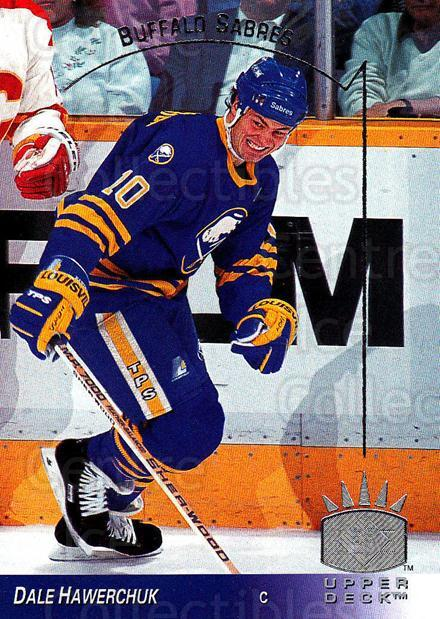 1993-94 Upper Deck SP #16 Dale Hawerchuk<br/>5 In Stock - $1.00 each - <a href=https://centericecollectibles.foxycart.com/cart?name=1993-94%20Upper%20Deck%20SP%20%2316%20Dale%20Hawerchuk...&quantity_max=5&price=$1.00&code=3063 class=foxycart> Buy it now! </a>