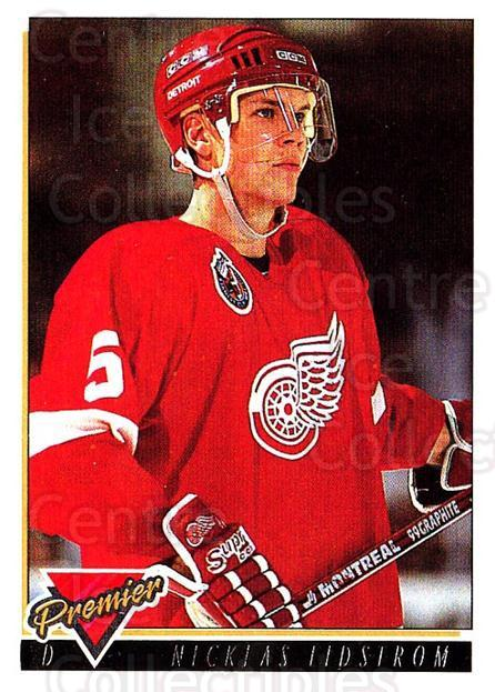 1993-94 Topps Premier Gold #9 Nicklas Lidstrom<br/>2 In Stock - $2.00 each - <a href=https://centericecollectibles.foxycart.com/cart?name=1993-94%20Topps%20Premier%20Gold%20%239%20Nicklas%20Lidstro...&quantity_max=2&price=$2.00&code=306417 class=foxycart> Buy it now! </a>