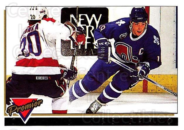 1993-94 Topps Premier Gold #10 Joe Sakic<br/>1 In Stock - $3.00 each - <a href=https://centericecollectibles.foxycart.com/cart?name=1993-94%20Topps%20Premier%20Gold%20%2310%20Joe%20Sakic...&price=$3.00&code=306418 class=foxycart> Buy it now! </a>
