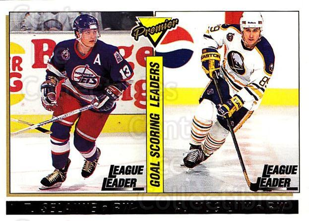 1993-94 Topps Premier Gold #148 Alexander Mogilny<br/>1 In Stock - $2.00 each - <a href=https://centericecollectibles.foxycart.com/cart?name=1993-94%20Topps%20Premier%20Gold%20%23148%20Alexander%20Mogil...&quantity_max=1&price=$2.00&code=306428 class=foxycart> Buy it now! </a>