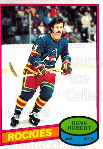 1980-81 O-Pee-Chee #239 Rene Robert<br/>1 In Stock - $2.00 each - <a href=https://centericecollectibles.foxycart.com/cart?name=1980-81%20O-Pee-Chee%20%23239%20Rene%20Robert...&quantity_max=1&price=$2.00&code=306606 class=foxycart> Buy it now! </a>