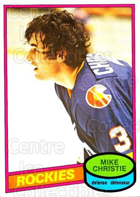 1980-81 O-Pee-Chee #358 Mike Christie<br/>2 In Stock - $2.00 each - <a href=https://centericecollectibles.foxycart.com/cart?name=1980-81%20O-Pee-Chee%20%23358%20Mike%20Christie...&quantity_max=2&price=$2.00&code=306655 class=foxycart> Buy it now! </a>