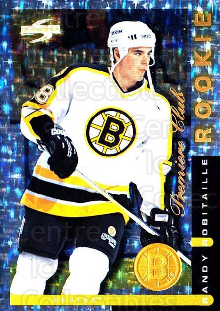 1997-98 Score Boston Bruins Premiere Club #12 Randy Robitaille<br/>1 In Stock - $10.00 each - <a href=https://centericecollectibles.foxycart.com/cart?name=1997-98%20Score%20Boston%20Bruins%20Premiere%20Club%20%2312%20Randy%20Robitaill...&quantity_max=1&price=$10.00&code=306832 class=foxycart> Buy it now! </a>