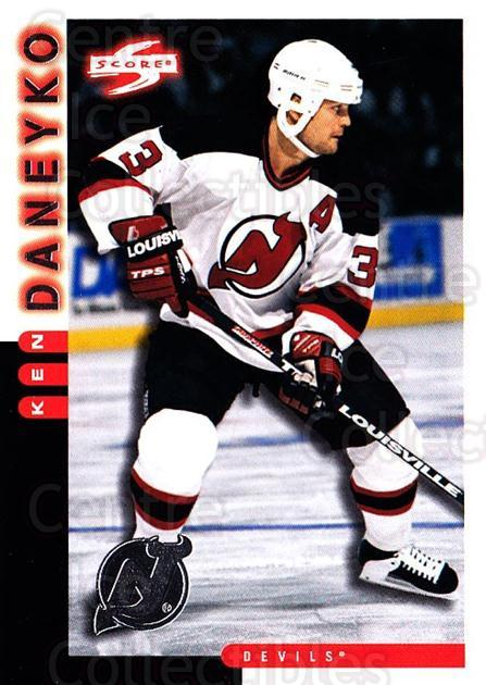 1997-98 Score New Jersey Devils #20 Ken Daneyko<br/>2 In Stock - $2.00 each - <a href=https://centericecollectibles.foxycart.com/cart?name=1997-98%20Score%20New%20Jersey%20Devils%20%2320%20Ken%20Daneyko...&quantity_max=2&price=$2.00&code=306921 class=foxycart> Buy it now! </a>
