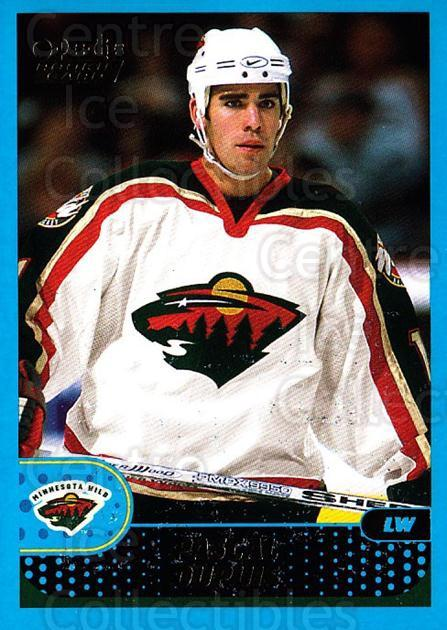 2001-02 O-Pee-Chee #341 Pascal Dupuis<br/>4 In Stock - $3.00 each - <a href=https://centericecollectibles.foxycart.com/cart?name=2001-02%20O-Pee-Chee%20%23341%20Pascal%20Dupuis...&quantity_max=4&price=$3.00&code=307223 class=foxycart> Buy it now! </a>