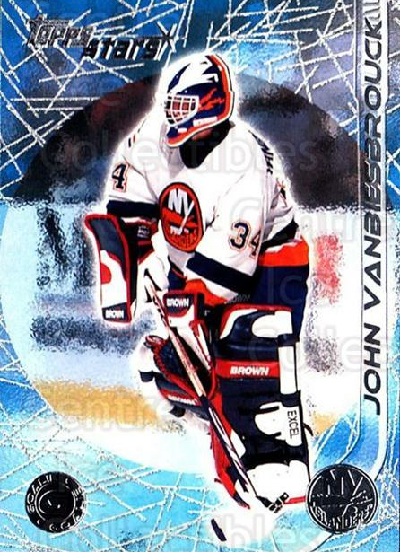 2000-01 Topps Stars #94 John Vanbiesbrouck<br/>1 In Stock - $1.00 each - <a href=https://centericecollectibles.foxycart.com/cart?name=2000-01%20Topps%20Stars%20%2394%20John%20Vanbiesbro...&quantity_max=1&price=$1.00&code=307514 class=foxycart> Buy it now! </a>