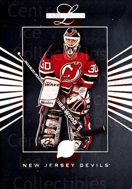1994-95 Leaf Limited Inserts #13 Martin Brodeur<br/>1 In Stock - $5.00 each - <a href=https://centericecollectibles.foxycart.com/cart?name=1994-95%20Leaf%20Limited%20Inserts%20%2313%20Martin%20Brodeur...&quantity_max=1&price=$5.00&code=307841 class=foxycart> Buy it now! </a>