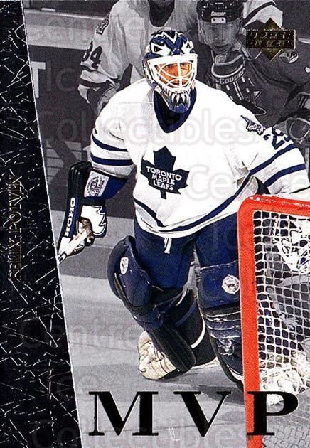 1996-97 Collectors Choice MVP #20 Felix Potvin<br/>1 In Stock - $1.00 each - <a href=https://centericecollectibles.foxycart.com/cart?name=1996-97%20Collectors%20Choice%20MVP%20%2320%20Felix%20Potvin...&quantity_max=1&price=$1.00&code=307947 class=foxycart> Buy it now! </a>