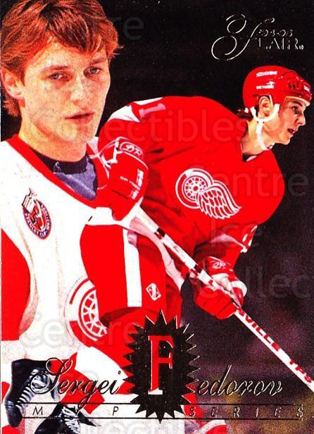 1994-95 Flair #217 Sergei Fedorov<br/>1 In Stock - $2.00 each - <a href=https://centericecollectibles.foxycart.com/cart?name=1994-95%20Flair%20%23217%20Sergei%20Fedorov...&quantity_max=1&price=$2.00&code=30810 class=foxycart> Buy it now! </a>