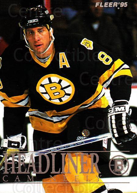 1994-95 Fleer Headliners #8 Cam Neely<br/>6 In Stock - $2.00 each - <a href=https://centericecollectibles.foxycart.com/cart?name=1994-95%20Fleer%20Headliners%20%238%20Cam%20Neely...&quantity_max=6&price=$2.00&code=30857 class=foxycart> Buy it now! </a>
